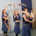 Orientalischer Tanz für Kinder - Abend der Tänze - Tanzshow in Birkenwerder