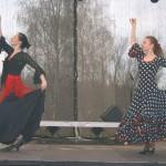 Fiesta Flamenco - Tanz Auftritt in Oranienburg