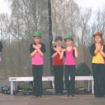 Kindertanz Hip Hop Tanz Auftritt in Oranienburg