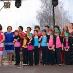 Finale Tanzstudio Auftritt in Oranienburg