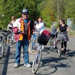 Radtour nach Reinickendorf