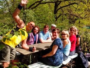 Frühjahrs-Radtour 2013 nach Reinickendorf