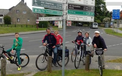 Radtour zur Saubucht – Mai 2014