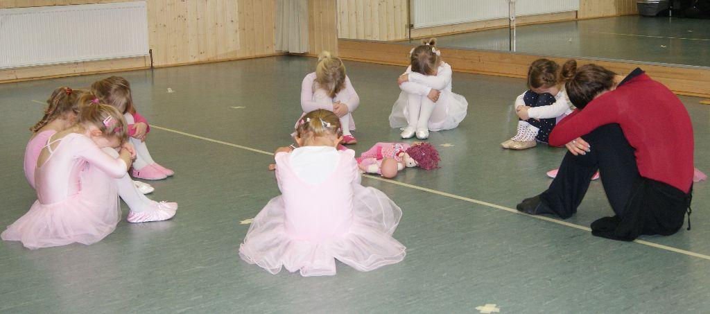 Tänzerische Früherziehung - Kindertanz