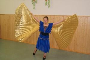 Wüstenblumen - Isis Wings