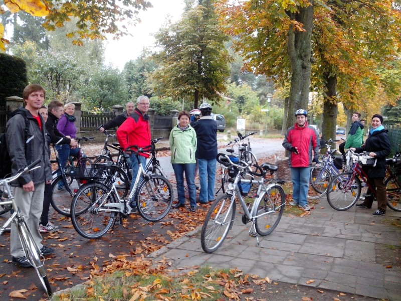 Radtour ins Umland – Oktober 2014