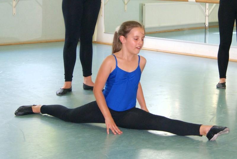 Tag der offenen Tür im Tanzstudio