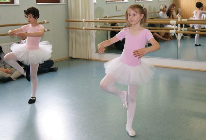 Ballett/Freier Tanz für Kinder