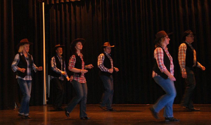 Country und Line Dance