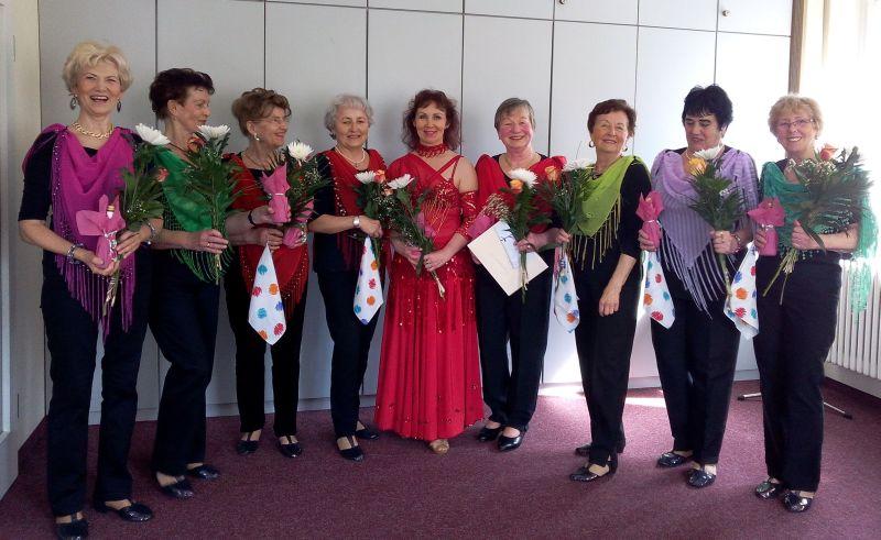 Herbst Rosen beim Frühlingsfest 2016
