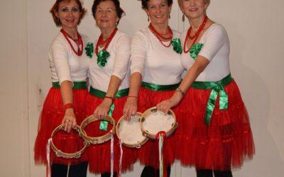 Seniorentanzgruppe Herbst Rosen Fasching 2017