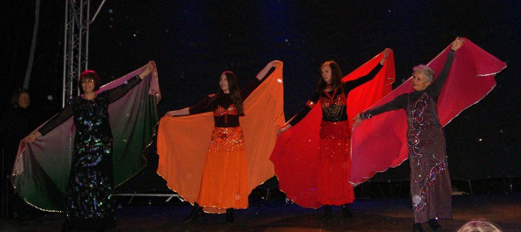 Orientalischer Tanz - Bauchtanz