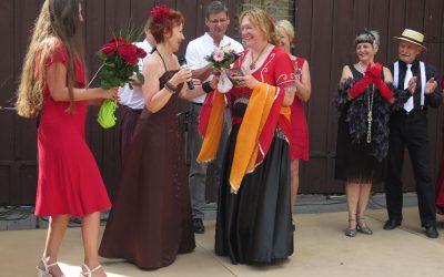 Auftritt  in  Wandlitz-Klosterfelde