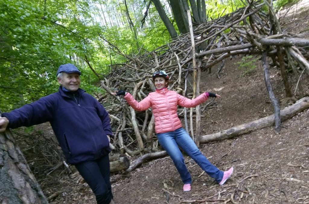 Radtour nach Wandlitz-Rahmersee