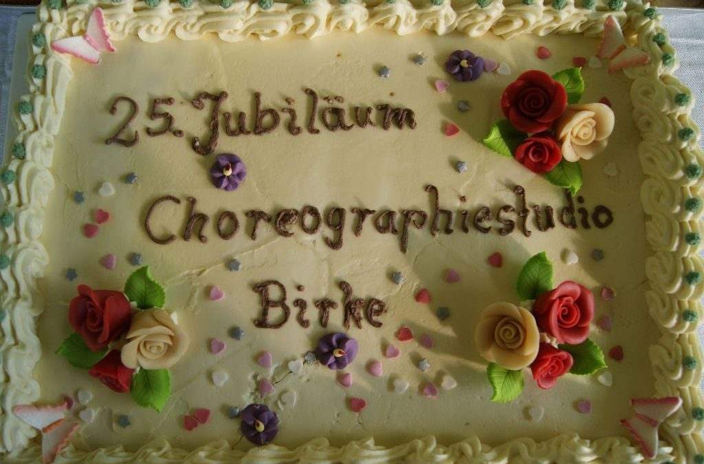 """25 Jahre Choreographie-Studio """"Birke"""" – Tag der Erinnerung"""